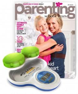 Parenting Magazine - LensAlert Timer
