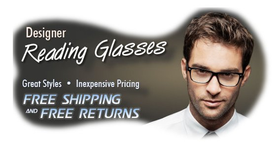 AC Lens Designer Reading Glasses